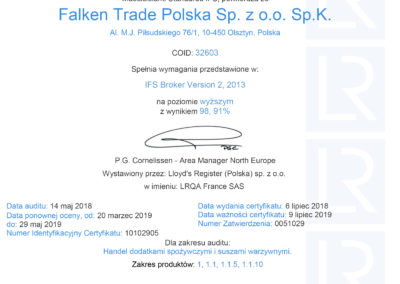IFS Broker PL (09