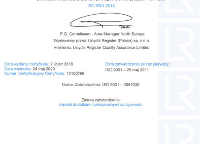 ISO 9001 2015 PL (24.05