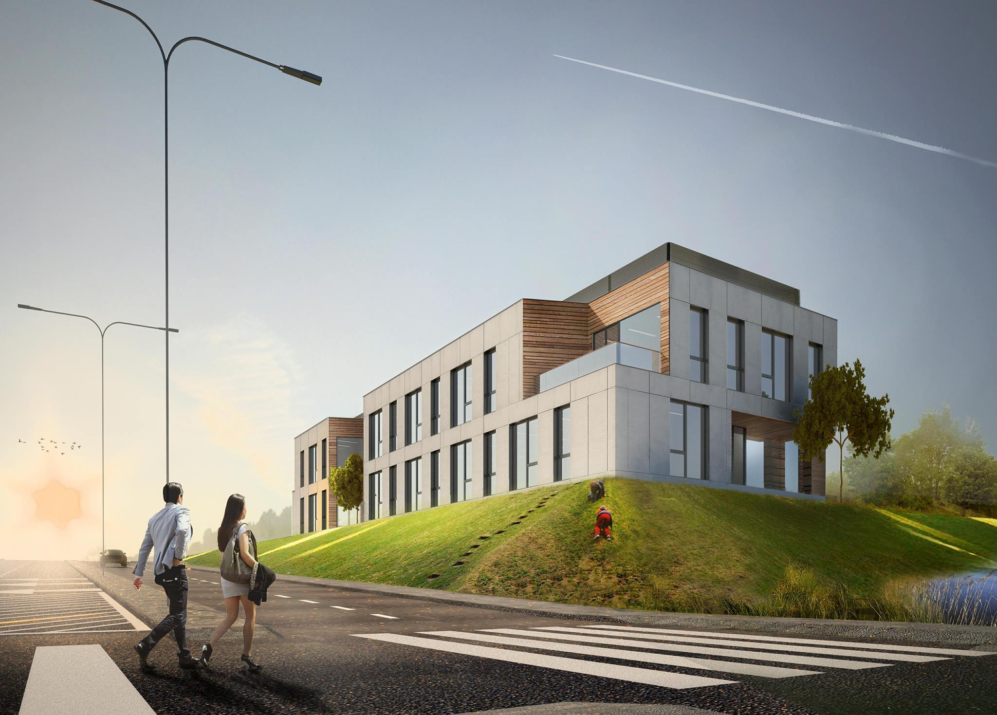 7abd62c771423c In the neighborhood of the Olsztyn Science and Technology Park, we create a  modern business space in which we will be able to implement ...